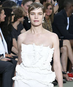 Natalia Vodianova Walks the Givenchy Runway Less than a Month After Giving Birth to Her 5th Child