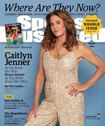 Caitlyn Jenner Covers Sports Illustrated 40 Years After Gold Medal Win