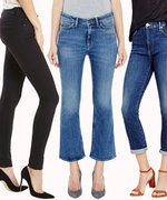 The Best Jeans for Women with Long Torsos