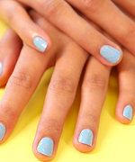 Nail Art Know How: Water Lines
