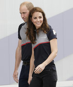 Kate Middleton and Prince William Boast Matching Sporty Attire at America's Cup