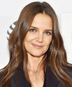 Katie Holmes Looks Exactly the Same Today as in Her High School Throwback Photo