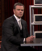 Matt Damon Gets Fooled on Box of Lies with Jimmy Fallon