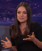 Mila Kunis Reveals She Bought Her and Ashton Kutcher's Wedding Bands Off of Etsy for $190 Total—See Her Ring!