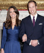 Kate Middleton's Famous Blue Engagement Dress Is (Finally!) Back in Stock for $175