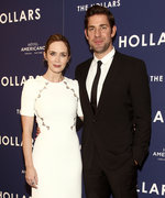 Emily Blunt and John Krasinski Make a Chic Red Carpet Return Since Welcoming Second Daughter