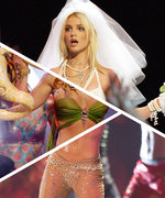 A Look Back at Britney Spears's Most Memorable Onstage Outfits