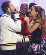 Ariana Grande Posts Sweet Snaps With Rumored Beau Mac Miller