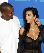 Kim Kardashian West Has a Dazzling New Diamond Ring, Courtesy of Kanye West