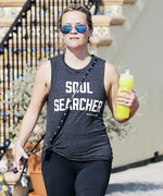 """Soul Searcher"" Reese Witherspoon Hits the Gym, Then Goes Summer-Chic in Los Angeles"