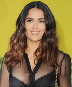 Salma Hayek Pinault Slays in Head-to-Toe Gucci While Out with Husband in L.A.