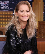 Rita Ora Shows Off a Gorgeous New Ombré 'Do