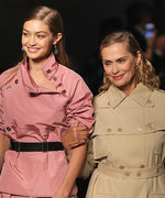 Supermodels Are Back at Milan Fashion Week!