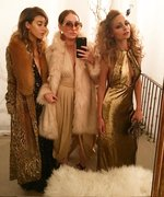 Nicole Richie Celebrates 35 With a Groovy Star-Studded Disco Party