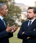 President Obama Will Meet with Leonardo DiCaprio to Talk Climate Change