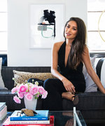 Take a Tour Inside Pretty Little Liars Star Shay Mitchell's Glam L.A. Guesthouse