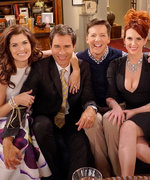 Will & Grace Is Back! Watch the Cast Reunite for a Hilarious Scene About the 2016 Presidential Election