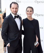 Real-Life Lovebirds Keri Russell and Matthew Rhys Enjoy an Elegant Date Night at the Opera