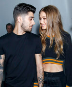 Gigi Hadid and Zayn Malik Look So in Love on a Tropical Getaway