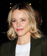Rachel McAdams Gives Classic Jeans and a Tee a Sophisticated Update