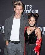 Vanessa Hudgens Looks Bewitchingly Beautiful at Haunted House Event