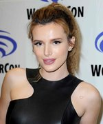 Bella Thorne Did WHAT to Her Co-Star's Brows?!