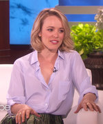 Rachel McAdams Proposes New Names for Benedict Cumberbatch's Fans on Ellen