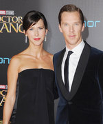 Benedict Cumberbatch and Wife Sophie Hunter Are Expecting Baby No. 2!