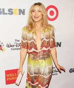 Kate Hudson Dazzles in Plunging Sequined Jumpsuit at the GLSEN Respect Awards