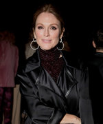 Julianne Moore Once Cut Her Way Out of a Balenciaga Dress Thanks to InStyle Awards Stylist of the Year Leslie Fremar