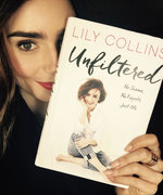 "Lily Collins Is Releasing a Memoir: ""It's Definitely Like Having My Diary Published"""