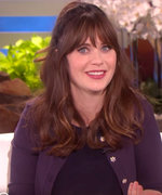 Zooey Deschanel's 1-Year-Old Daughter Is Obsessed with This One Item in the Closet