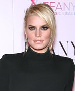 Jessica Simpson Smolders in a Black Brandon Maxwell Jumpsuit for N.Y.C. Charity Gala