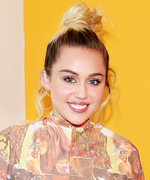 Yes, Even Miley Cyrus Hoarded Kim K. Beauty Products