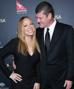 Mariah Carey and Fiancé James Packer Break Up—See Their Most Festive Couple Moments