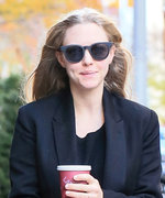 Amanda Seyfried and Her Fiancé Step Out Following Pregnancy News