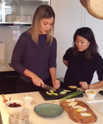 Watch Entertaining Expert Sarah Schiear Make 3 Easy Appetizers in Under 30 Minutes