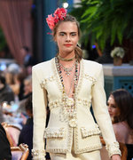 Cara Delevingne Comes Out of Runway Retirement for Chanel—and 7 Other Things to Know