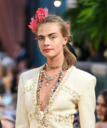 Chanel Just Made a Strong Case for Floral Hair Accessories