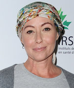 Shannen Doherty Handles Radiation Therapy Like a Champ