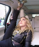 Madonna Admits to Kissing Michael Jackson in Carpool Karaoke