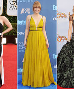 5 Celebs Who Bought Their Award Show Dresses Off-the-Rack