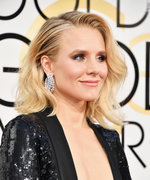 Kristen Bell Wore Butt Pads to the Golden Globes