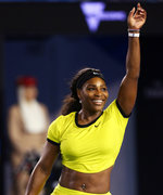 Serena Williams Confirms: You Can Rock Sneakers with a Skirt