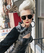 "63-Year-Old Blogger's Fashion Philosophy: ""Age Is Not a Variable"""