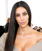 Kim Kardashian Just Reminded Us She's the Queen of the Nude Lip