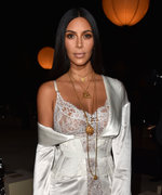 Kim Kardashian Hit a Kids' Dance Party in Dubai & Cuteness Ensued