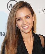 Watch Jessica Alba's Reaction to Meeting a Cop with a Tattoo of Her Face