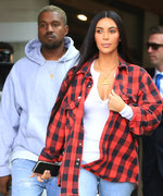 Kim Kardashian and Kanye West's Most Stylish Couple Moments