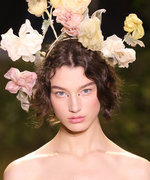 Christian Dior Debuted the Prettiest Headpieces You've Ever Seen